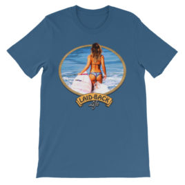 Surfer Girl Short Sleeve T-Shirt