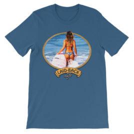 Surfer Girl Short Sleeve T-Shirt