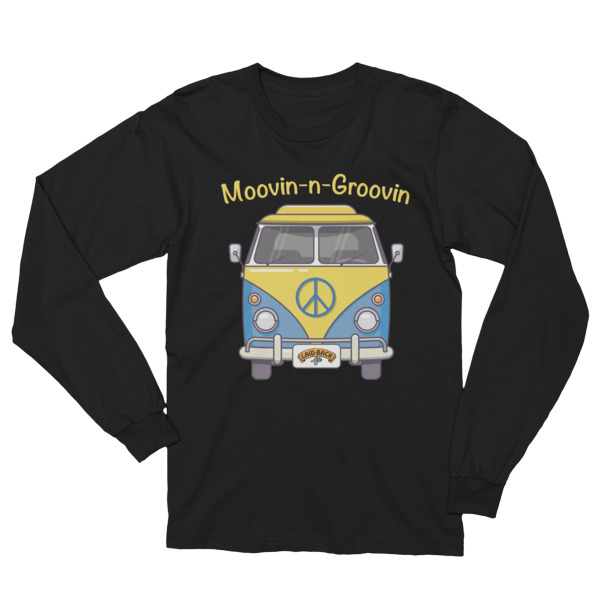 Moovin n Groovin Long Sleeve T-Shirt