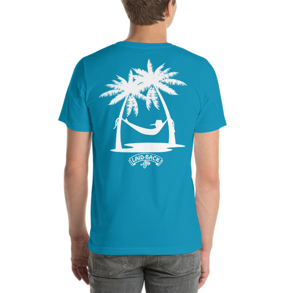 Palm Trees and Hammock T-Shirt