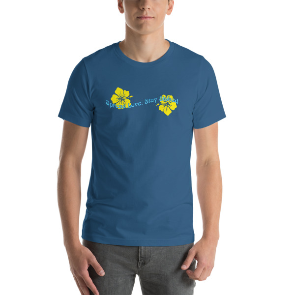 Spread Love, Stay Stoked Unisex T-Shirt