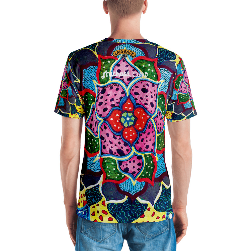 Michael Okko Custom Design All-Over Print
