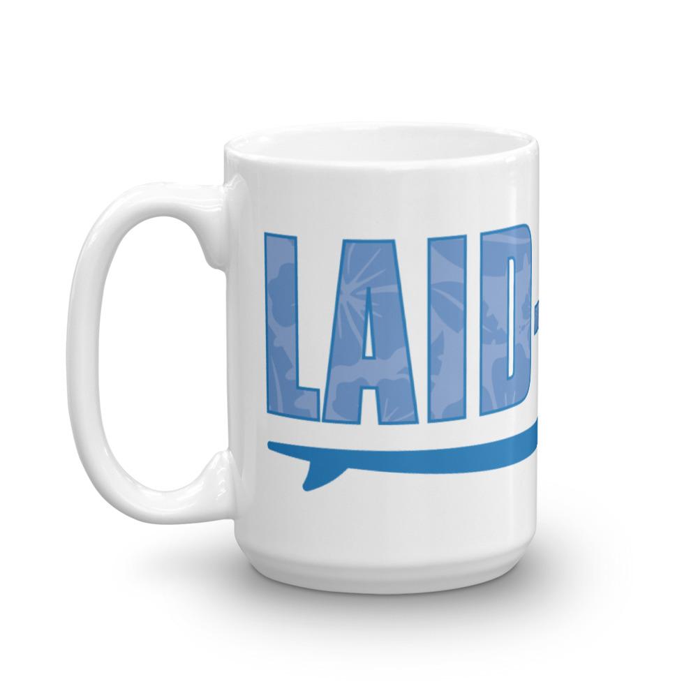 Laid-Back Board Mug